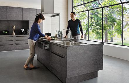 LIXIL Kitchen Technology | Our Businesses | LIXIL